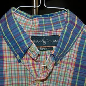 Polo by Ralph Lauren Shirts - Polo Short-Sleeve Button-Down